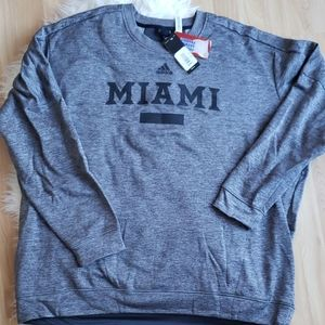 Miami Performance Sweatshirt